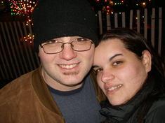 In Ocean City for Winterfest 2007 Winterfest, Krissy, Sean